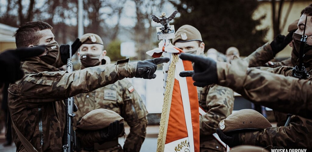 Terytorialsi przysięgali w Białymstoku