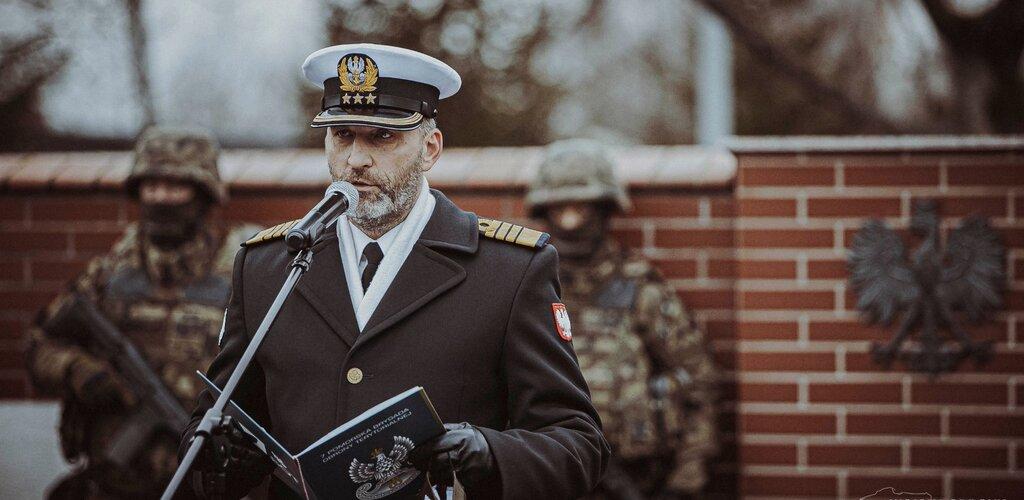 Braterstwo oliwkowego beretu. Przysięga żołnierzy 7 Pomorskiej Brygady OT