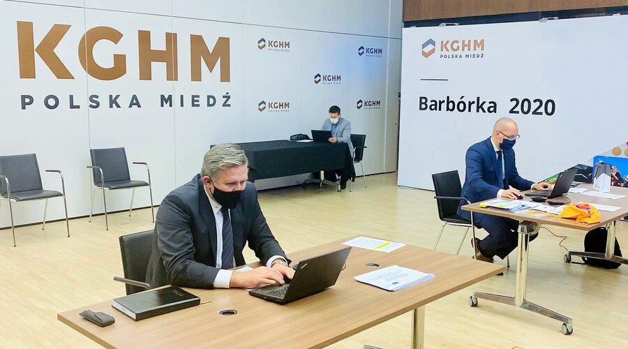 KGHM dla samorządów Zagłębia Miedziowego – podsumowanie i plany na 2021 rok