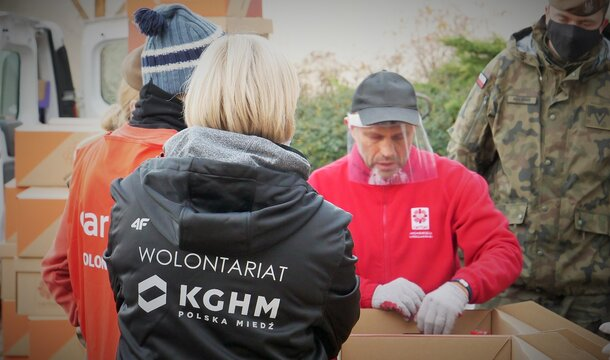KGHM and the Solidarity Senior Support Service - we are active in Lower Silesia