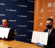 Budimex podpisał umowę na budowę obwodnicy miejscowości Smolajny