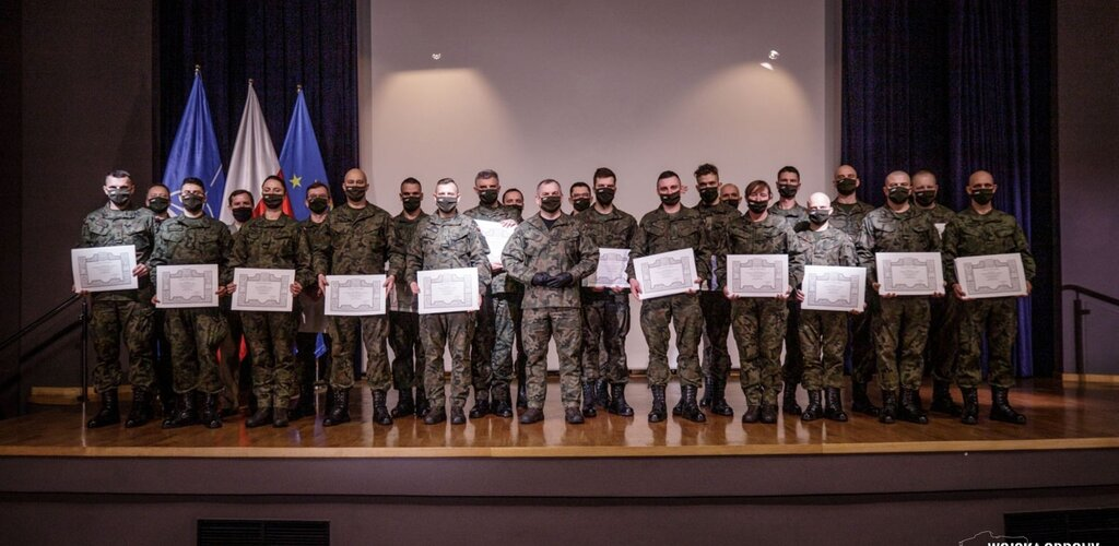 Powołani do służby na straż duszy żołnierza polskiego - Absolwenci III edycji kursu AGRYKOLA.