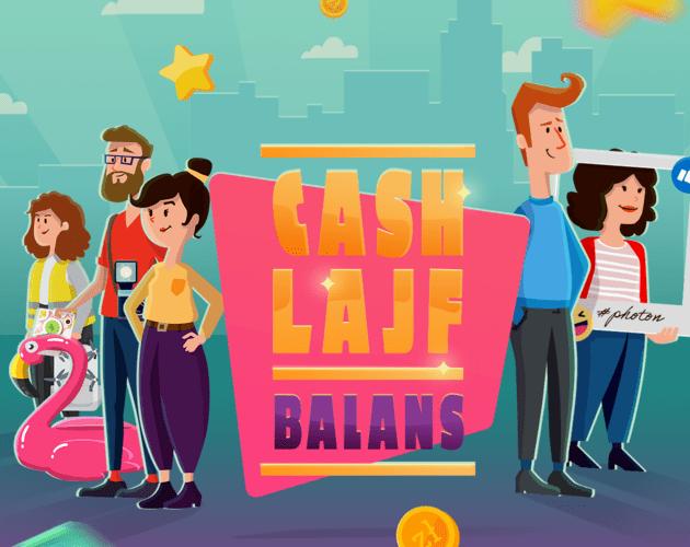 Młodzi przedsiębiorcy z województwa podlaskiego bohaterami kampanii Cash Lajf Balans
