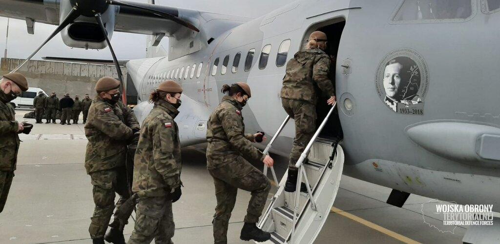 """Operacja """"Zumbach"""" - wsparcie polskich kierowców w Zjednoczonym Królestwie."""