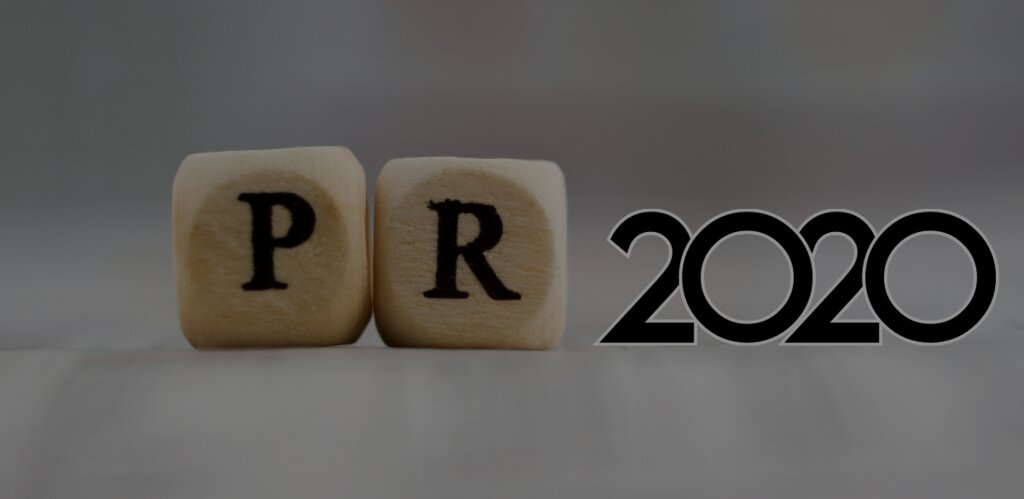 Członkowie PSPR o PR w 2020 roku