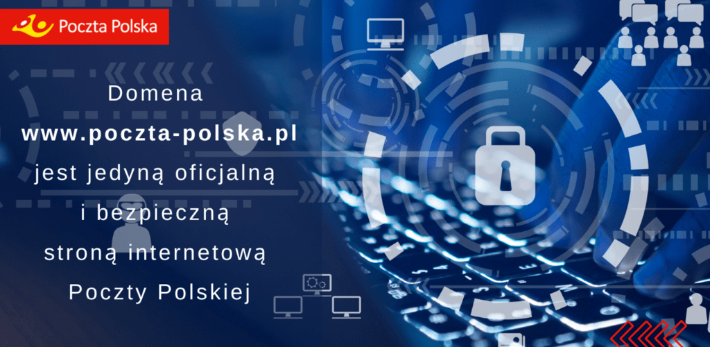 Poczta Polska ostrzega: uwaga na fałszywe strony www