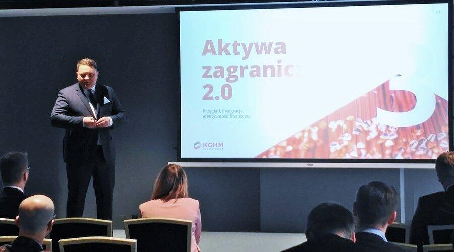 KGHM ha actualizado su estrategia para 2019-2023