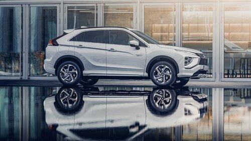 Mitsubishi Eclipse Cross PHEV oczyma twórców