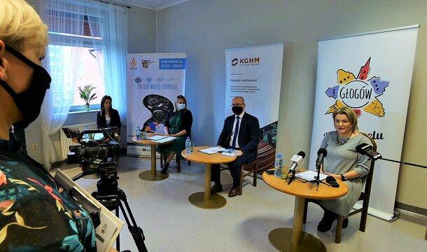 Tydzień Walki z Depresją pod patronatem KGHM – miedziowa spółka wspiera działania na rzecz mieszkańców Zagłębia Miedziowego