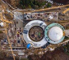 Budowa Planetarium Śląskiego nie zwalnia tempa