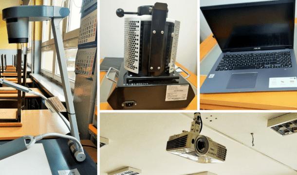 Monitory, notebooki i ….robot – nowoczesny sprzęt dla 9 szkół patronackich w Zagłębiu Miedziowym od KGHM