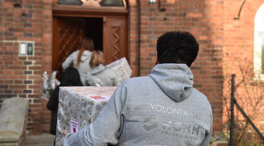 El servicio voluntario de KGHM está creciendo en fuerza: a pesar de la pandemia, han llevado a cabo decenas de acciones de apoyo