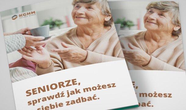 Paquetes de protección para personas mayores en Baja Silesia - KGHM continúa su campaña para ayudar a las personas mayores