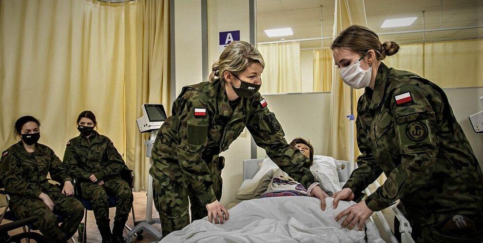 Kolejny kurs z zakresu opieki nad pacjentem leżącym