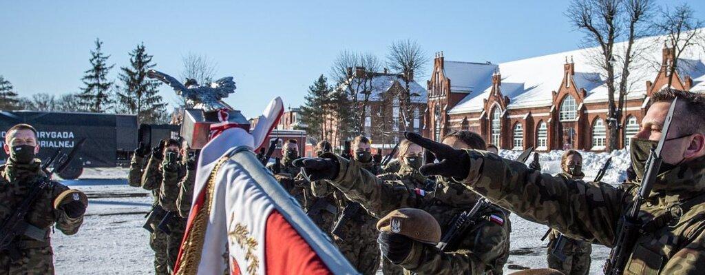 Pięć przysiąg Terytorialsów w rocznicę powstania Armii Krajowej