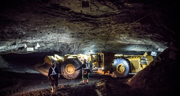 Oro para KGHM, el gigante del cobre es líder del trabajo seguro
