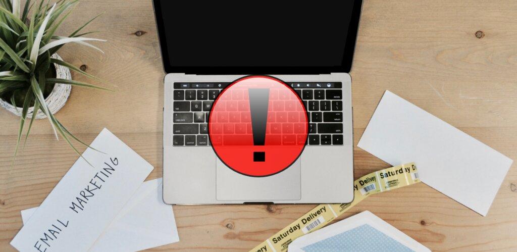 Możliwa blokada wysyłki kampanii mailowych - zobacz czy dotyczy to Twojego konta