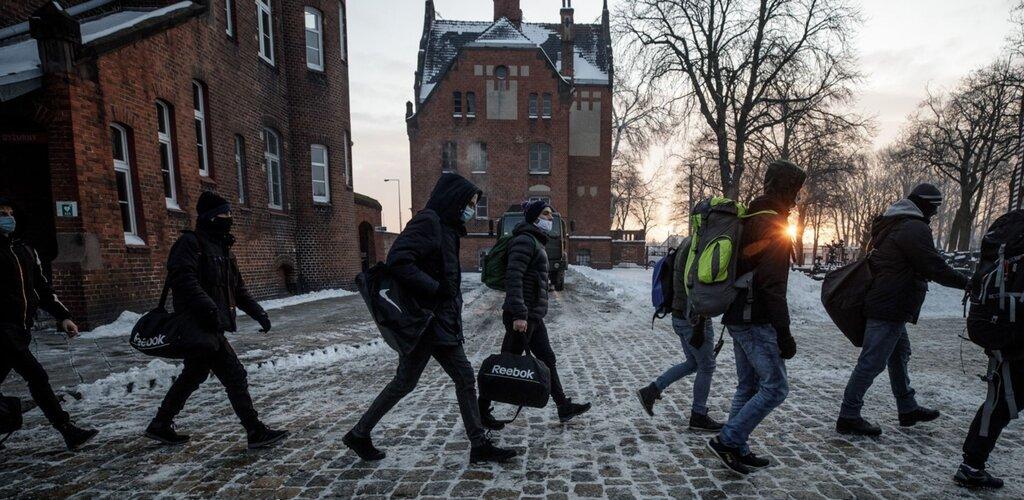 Śnieg i mróz im niestraszny – oni chcą zostać żołnierzami WOT