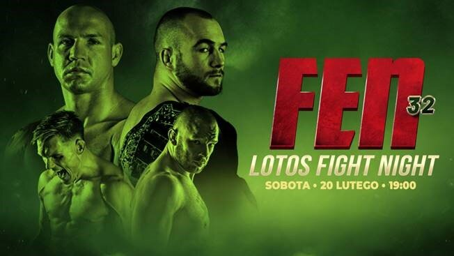 FEN 32 LOTOS Fight Night