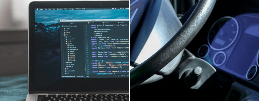 Co łączy informatyka i kierowcę TIR-a?
