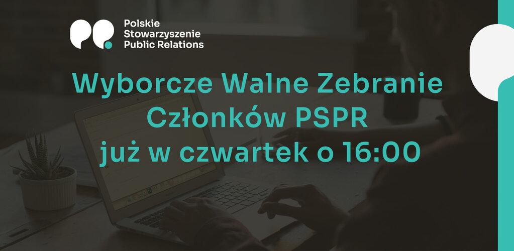 Komunikat Wyborczy nr 3 dla członków PSPR