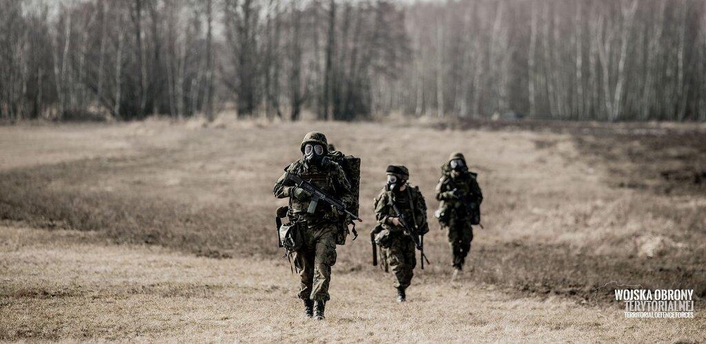 Zdali egzamin i złożyli przysięgę wojskową