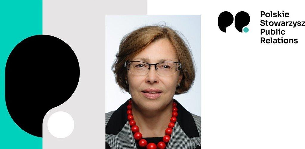 Prof. Anna Adamus-Matuszyńska z członkostwem honorowym PSPR
