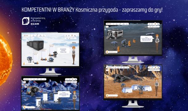 Os llevaremos al espacio: un nuevo proyecto de KGHM para estudiantes de escuelas participantes en el Cinturón del Cobre