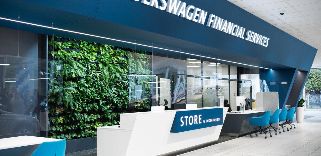 W Polsce ruszył pierwszy na świecie salon aut używanych – Volkswagen Financial Services STORE