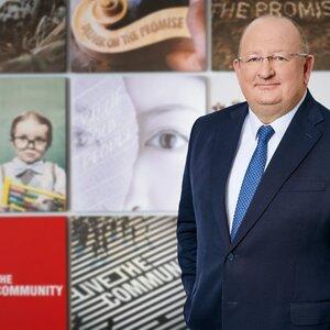 Roger Hodgkiss Finansistą Roku 2020