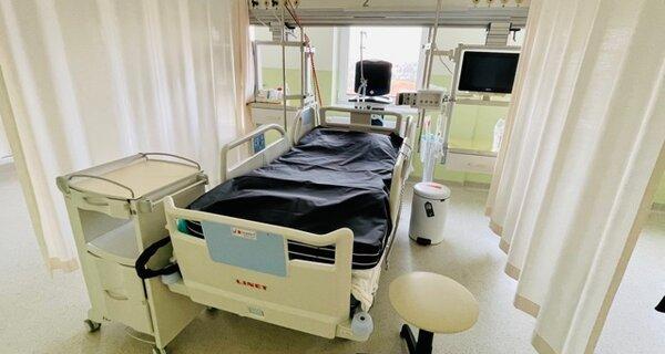 Inauguración del Departamento de Terapia Intensiva y Anestesiología del Centro de Salud del Cobre
