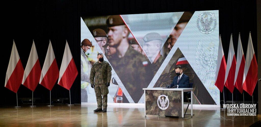 Nowe brygady i bataliony WOT