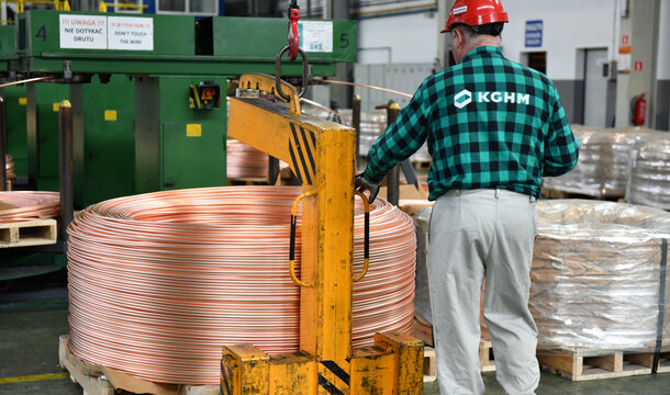 KGHM rewarded and appreciated - the copper giant receives praise for its growth strategy and investor relations