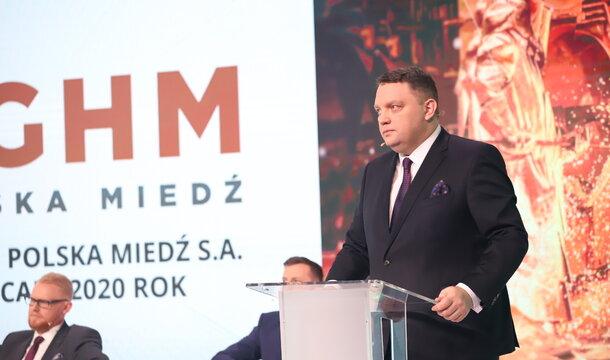 Rekordowy wynik operacyjny oraz solidne efekty finansowe – KGHM Polska Miedź S.A. przedstawiła podsumowanie 2020 roku