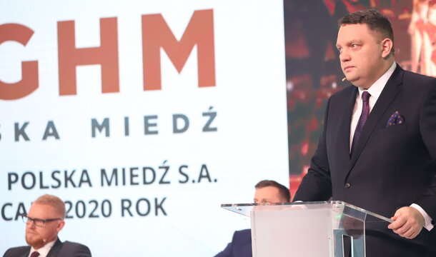 Record operating result and solid financial results - KGHM Polska Miedź S.A. presented its report for 2020