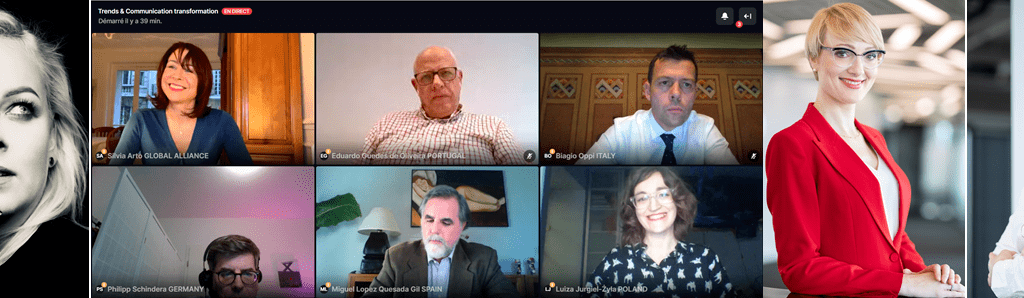 #COMMSTRANSFORMATION - what trends are changing PR world? PSPR comments and webinar replay