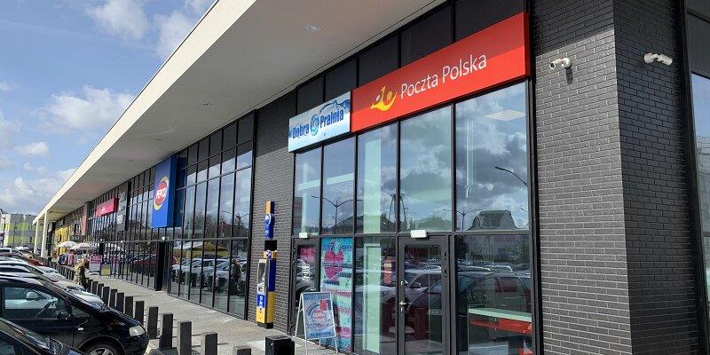 Poczta Polska poprawia rentowność placówek. Nowa placówka pocztowa w Siedlcach