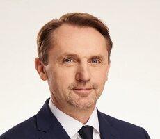 Dariusz Blocher - Prezes Budimeksu -  przekazuje kierowanie Grupą Budimex w Polsce