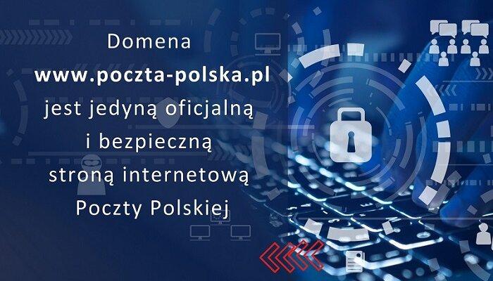 UWAGA: Kolejna akcja phishingowa z wykorzystaniem marki Poczty Polskiej