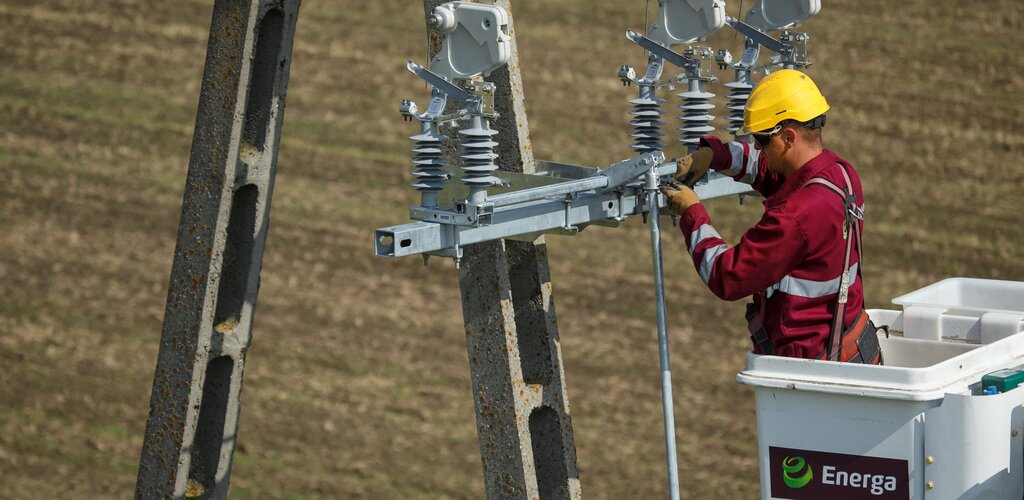 Energa Operator po raz kolejny liderem niezawodności dostaw energii