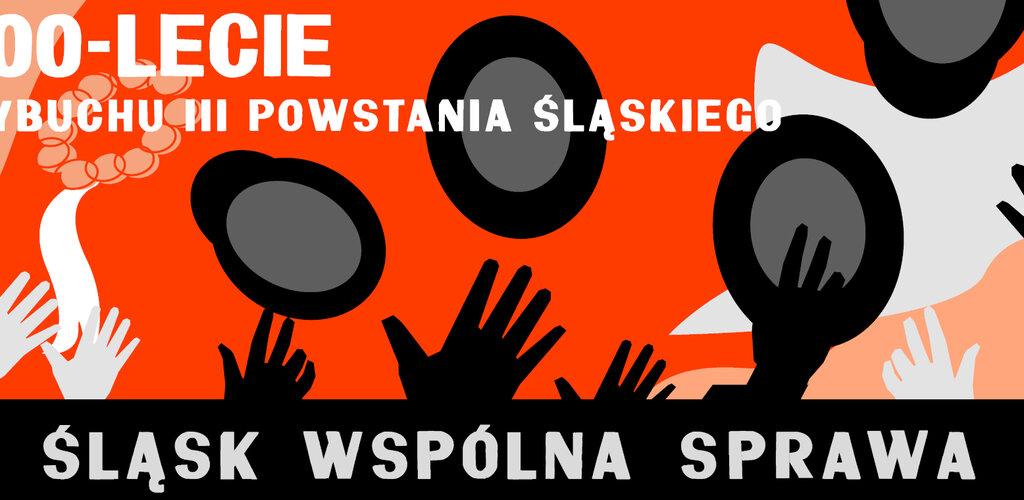 """konferencja prasowa """"Śląsk Wspólna Sprawa - obchody setnej rocznicy III Powstania Śląskiego"""""""