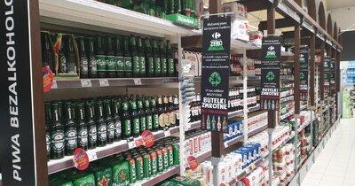 W Dzień Ziemi Carrefour rusza z odbiorem od klientów BUTELEK ZWROTNYCH BEZ PARAGONU we wszystkich swoich hiper- i supermarketach w Polsce