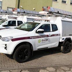 Nowe pojazdy dla pogotowia energetycznego ENERGA-OPERATOR SA