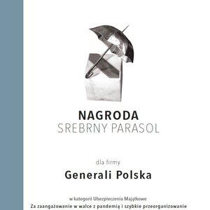 Srebrny Parasol dla Generali Polska