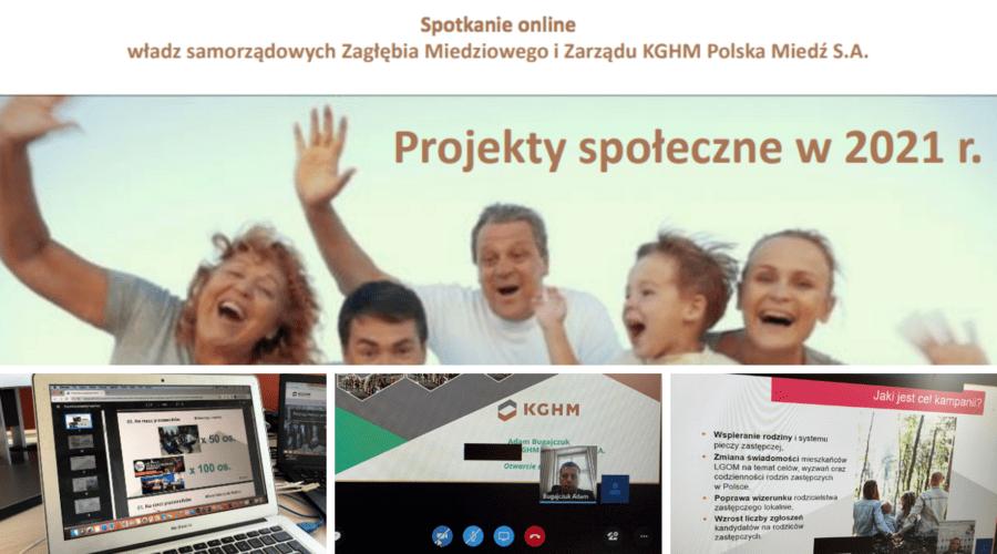 KGHM i samorządy rozwiązują problemy społeczne mieszkańców Zagłębia Miedziowego