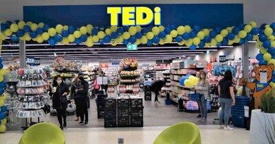 Nowy sklep sieci TEDi w Galerii Zielone Wzgórze