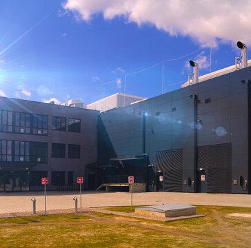 Netia rekordowo szybko wypełnia nowe Data Center pod Warszawą