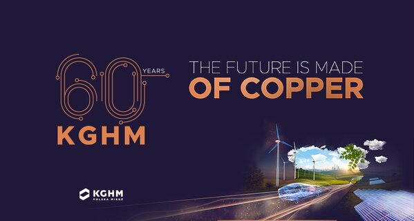 Explorer, Giant, Visionary – KGHM celebrates its 60th anniversary