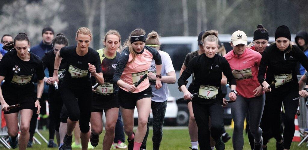 Bieg po zwycięstwo - III Mistrzostwa WOT w biegach przełajowych