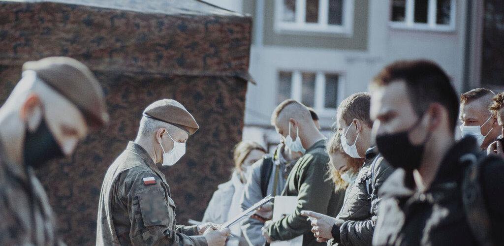 Rośniemy w siłę - kolejnych pół tysiąca Polaków wstępuje w szeregi WOT